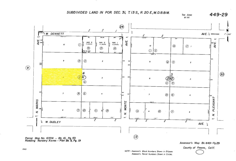 London Properties Fresno Real Estate | 1234 N Marks Avenue